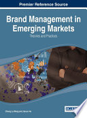 Brand Management in Emerging Markets  Theories and Practices