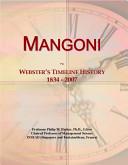 Mangoni  Webster s Timeline History  1834 2007