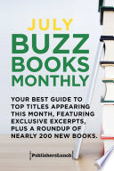 July Buzz Books Monthly