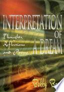 Interpretation of a Dream