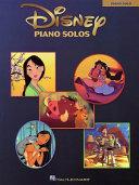 Disney Piano Solos