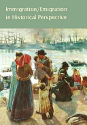 Immigration and Emigration in Historical Perspective