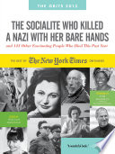 The Socialite who Killed a Nazi with Her Bare Hands