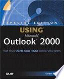 Using Microsoft Outlook 2000