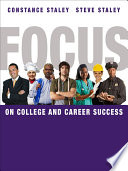 FOCUS on College and Career Success Career Success Is Uniquely Equipped To Turn The