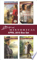 Love Inspired Historical April 2015 Box Set