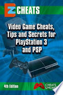 EZ Cheats Video Game Cheats  Tips and Secrets for PlayStation   PSP
