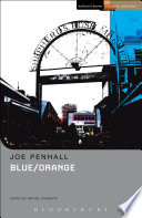 Blue/Orange : dark, exhilarating tale of race, madness and power...