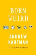 Born Weird-book cover