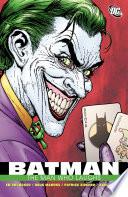 Batman  The Man Who Laughs