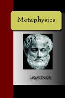 Metaphysics   Aristotle