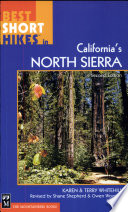 Best Short Hikes in California s North Sierra  2nd Ed