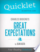 Quicklet on Charles Dickens  Great Expectations  CliffsNotes like Summary  Analysis  and Commentary