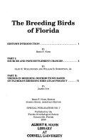 The Breeding Birds of Florida