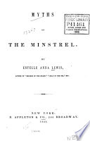 Myths of the Minstrel