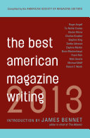 download ebook the best american magazine writing 2013 pdf epub