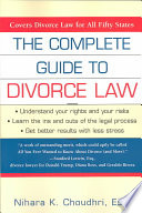 The Complete Guide to Divorce Law