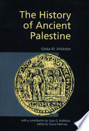 The History of Ancient Palestine