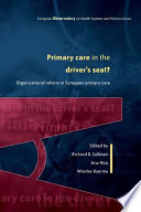 Primary Care In The Driver S Seat