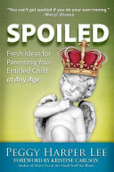 Spoiled : books have been written about entitlement and...
