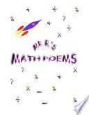 Mr  R  s Math Poems
