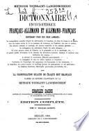 Enzyklopädisches französisch-deutsches und deutsch-französisches Wörterbuch