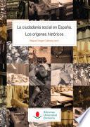 La ciudadanía social en España