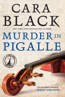 Murder in Pigalle Aimee Leduc Has A New Look For