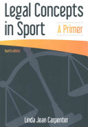 Legal Concepts in Sport