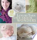 Luxury Yarn One Skein Wonders