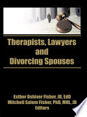 Therapists  Lawyers  and Divorcing Spouses