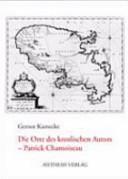 Die Orte des kreolischen Autors