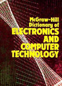 McGraw Hill Dictionary of Electronics and Computer Technology