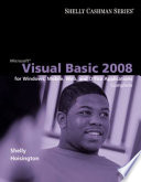 Microsoft Visual Basic 2008  Complete Concepts and Techniques