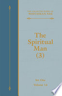 The Spiritual Man (3)