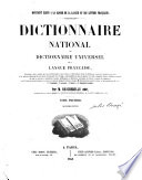 Dictionnaire national