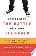 download ebook how to stop the battle with your teenager pdf epub
