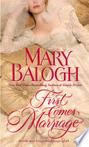 First Comes Marriage Book PDF