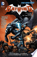 Batwing Vol 3 Enemy Of The State The New 52