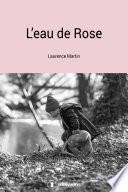 L eau de rose
