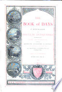 The Book of Days Book PDF