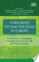 Corporate Income Taxation in Europe
