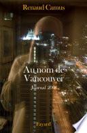 Au nom de Vancouver