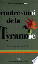 Contre moi de la tyrannie