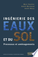 illustration du livre Ingénierie des eaux et du sol