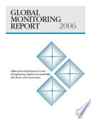 Global Monitoring Report 2006 Strengthening Mutual Accountability Aid Trade And Governance