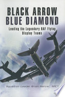 Black Arrow Blue Diamond
