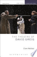 The Theatre of David Greig