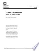 Ceramic Coated Piston Rods for Civil Works