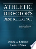 Athletic Director S Desk Reference